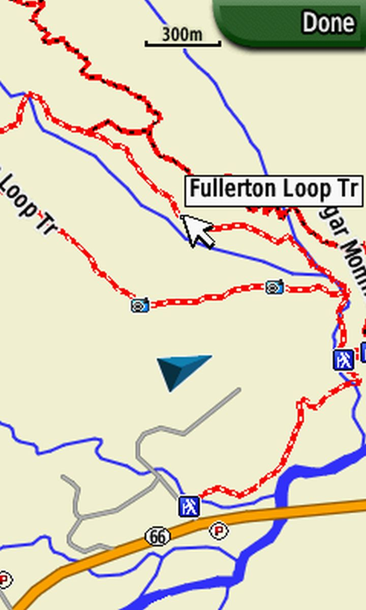 Fullerton Trail and Metroguide Canada